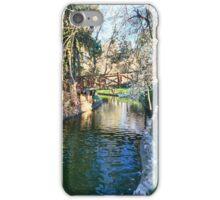 Buen Retiro Park iPhone Case/Skin