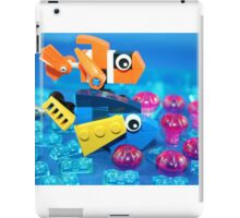 Lego Fish iPad Case/Skin