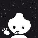 Papa Panda by Ignasi Martin