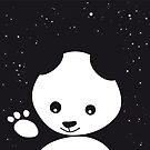 Papa Panda by BANDERUS MARTIN