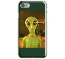 Any Excuse to Discriminate iPhone Case/Skin