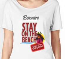 Bonaire, The Netherlands Antilles Women's Relaxed Fit T-Shirt