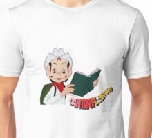 Cantinflas Show - Eiffel Tower Unisex T-Shirt