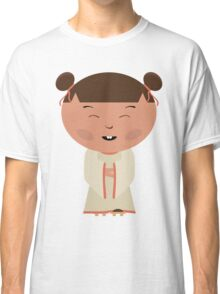 Funny japanese girl Classic T-Shirt