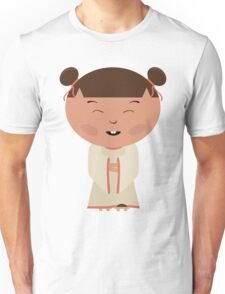 Funny japanese girl Unisex T-Shirt