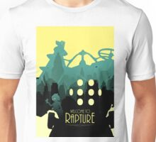 Welcome To The Rapture Unisex T-Shirt