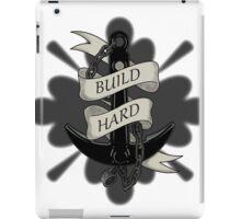 Build Hard iPad Case/Skin