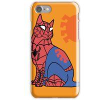 Spidey-Cat iPhone Case/Skin