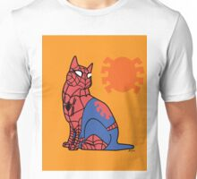 Spidey-Cat Unisex T-Shirt