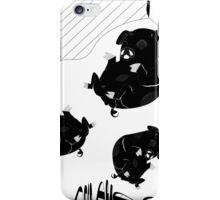 Pizza Puerco iPhone Case/Skin