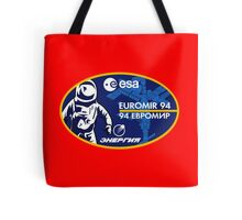 European Euromir (94 mission) Tote Bag