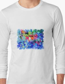 Fish In The Water Long Sleeve T-Shirt