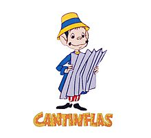 Cantinflas Show - Captain Cook Photographic Print