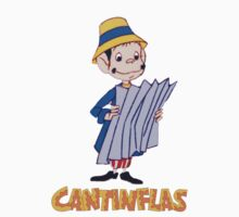 Cantinflas Show - Captain Cook Kids Tee