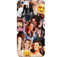 Ellen Pompeo iPhone Case/Skin