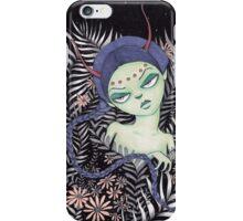 Spring Queen iPhone Case/Skin