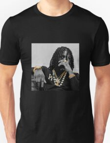 Chief Keef With Jewelery T-Shirt