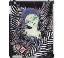Spring Queen iPad Case/Skin