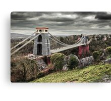 Bristol Suspension Canvas Print