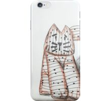 Stuffed Cat iPhone Case/Skin