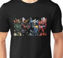 ZAFT Gundams Unisex T-Shirt