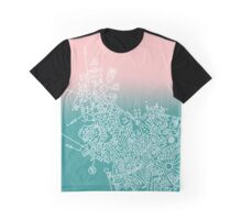 Abstract Circuitry Graphic T-Shirt