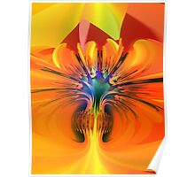 Abstract composition 116 Poster