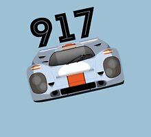 Porsche 917 Gulf Racing Unisex T-Shirt