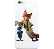 Nick and Judy iPhone Case/Skin