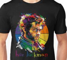 Hue Jackman Unisex T-Shirt