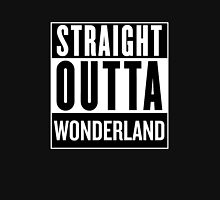 Straight Outta Wonderland Classic T-Shirt