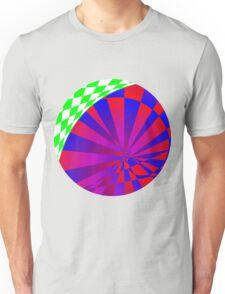 Folded Dimensions Unisex T-Shirt