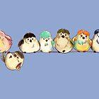 Baebsae Birds by yabamena