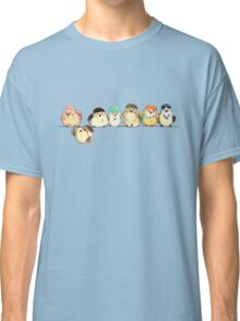 Baebsae Birds Classic T-Shirt