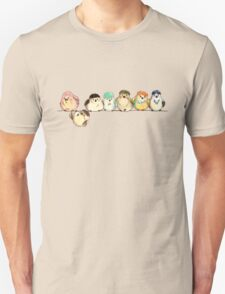 Baebsae Birds Unisex T-Shirt