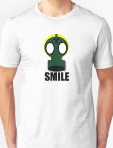 Smile, it's the apocalypse Unisex T-Shirt