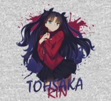 Fate Series - Tohsaka Rin One Piece - Short Sleeve