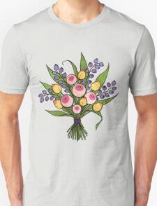 Boobquet Unisex T-Shirt