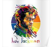Hue Jackman Poster