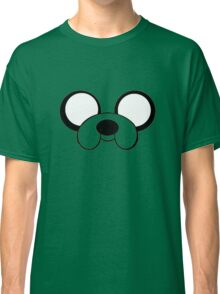 Jake the Dog Face Classic T-Shirt