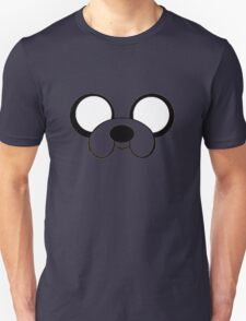 Jake the Dog Face Unisex T-Shirt