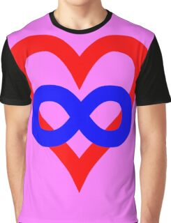 Polyamory Logo 2.0 | Team Poly Official Shirt Graphic T-Shirt