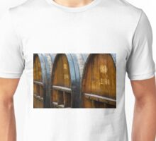The Wine Barrels Unisex T-Shirt
