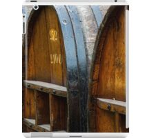 The Wine Barrels iPad Case/Skin