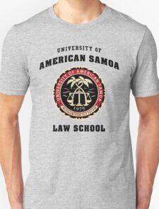 UNIVERSITY OF AMERICAN SAMOA SWEATER BETTER CALL SAUL Unisex T-Shirt