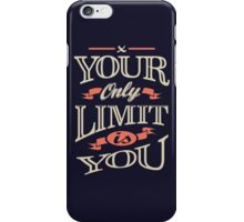 Motivational Quotes 01 iPhone Case/Skin