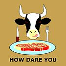 How dare you by telberry