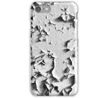 Old, peeling paint texture 2 iPhone Case/Skin