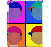 Minimalist/Andy Warhol Recreation of Ness - Comes in Everything iPad Case/Skin