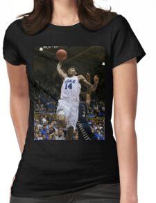Brandon Ingram Duke Blue Devils Womens Fitted T-Shirt